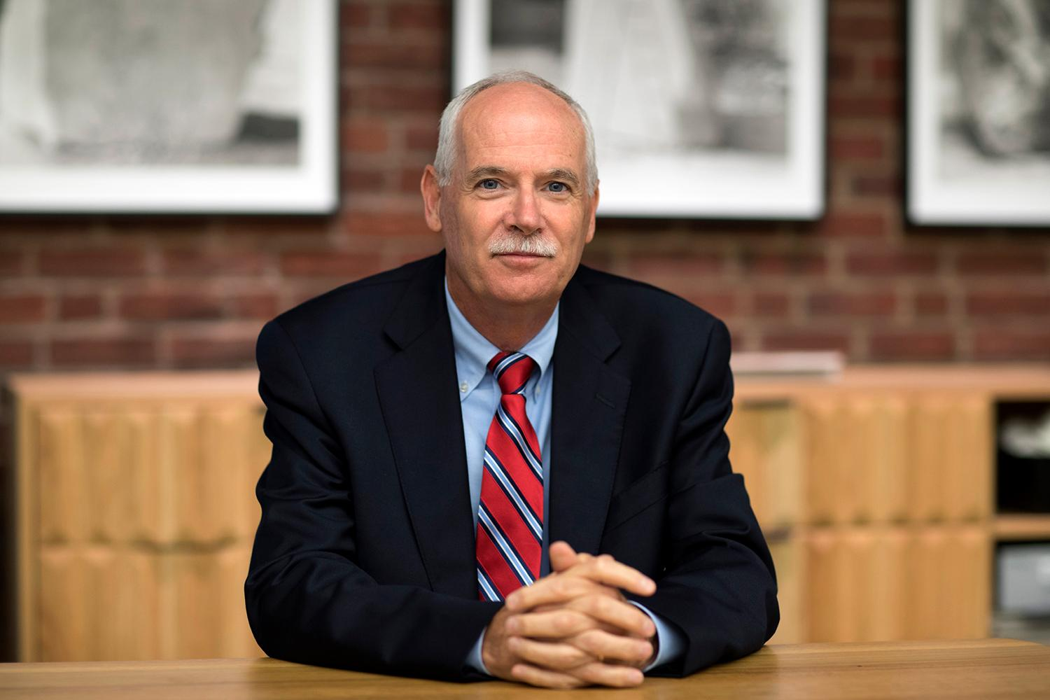Bob Creeden, Managing Director of the UVA Seed Fund and New Ventures